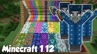 Новый Моб - ИЛЛЮЗИОНИСТ и Изменения Обожженной Глины! Обзор Minecraft 1.12 (снапшот 17w16a)