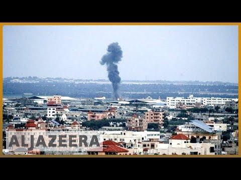 🇮🇱 🇵🇸 Israeli Military Begins Striking Hamas Targets In Gaza | Al Jazeera English