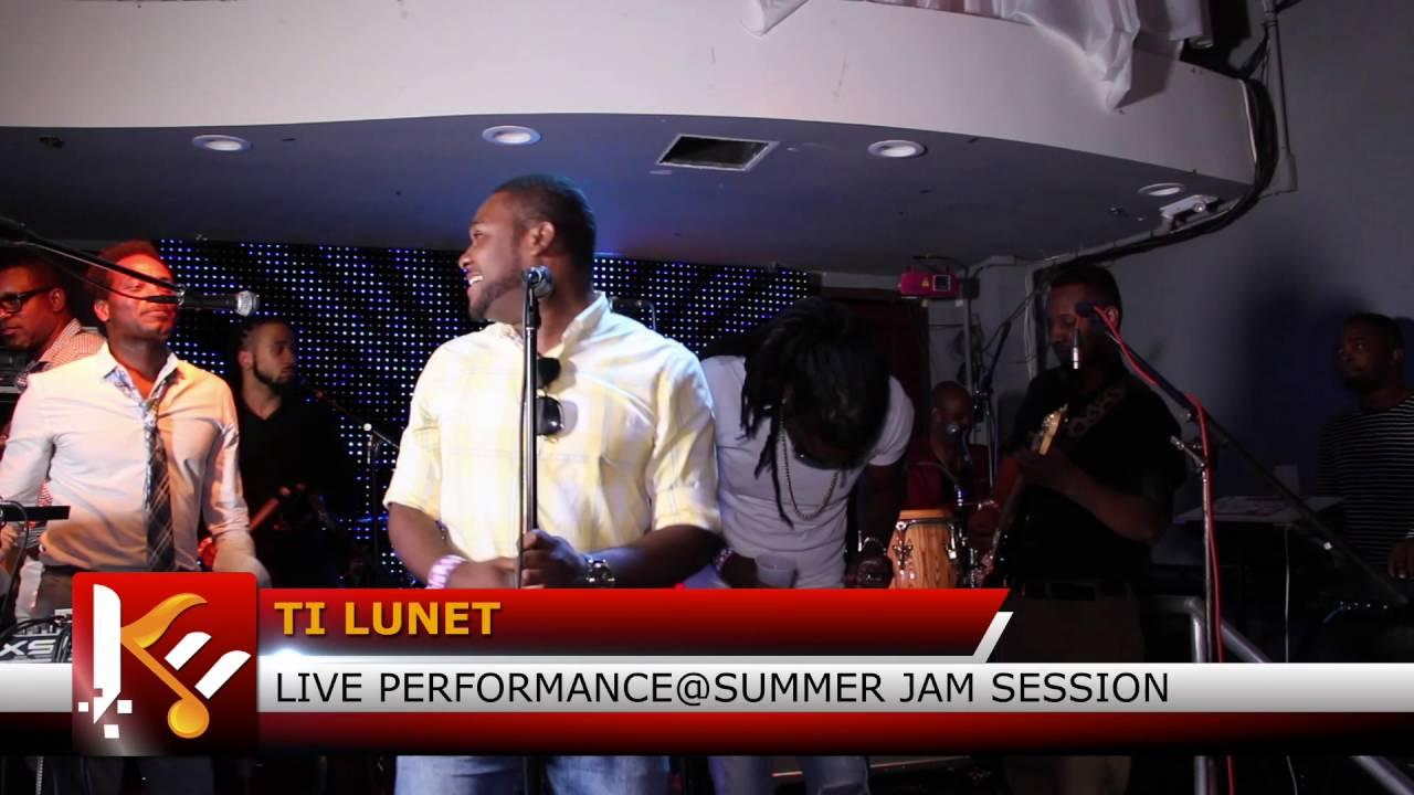 94419e274f4b2 Ti Lunet - My Life Live   Summer Jam Session 2016 - YouTube