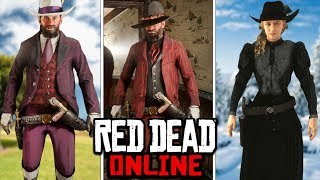 Three New Outfits Too Look Dapper AF In Read Dead Online