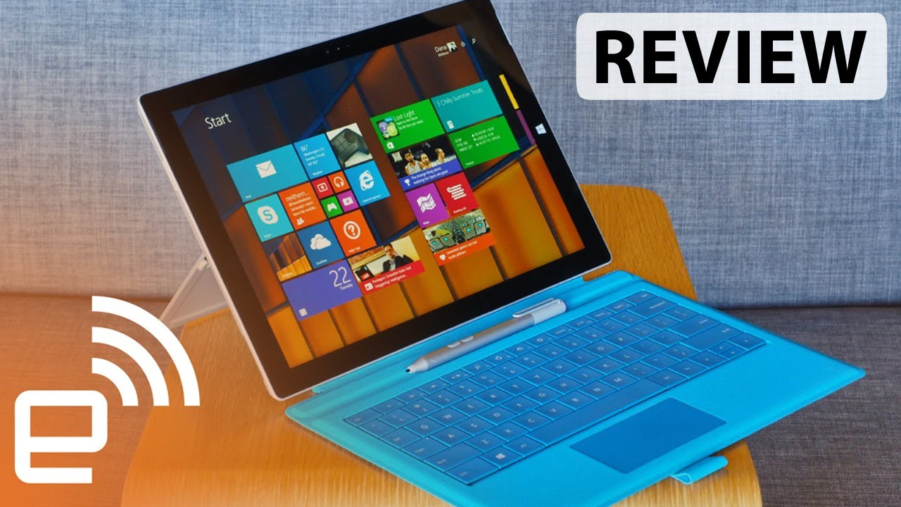 Microsoft surface pro 3 reviews - Microsoft Surface Pro 3 Reviews 19