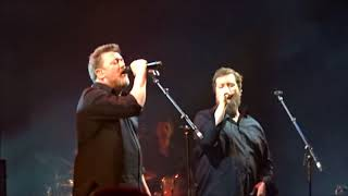 elbow and john grant kindling live in dublin 24th feb 2018