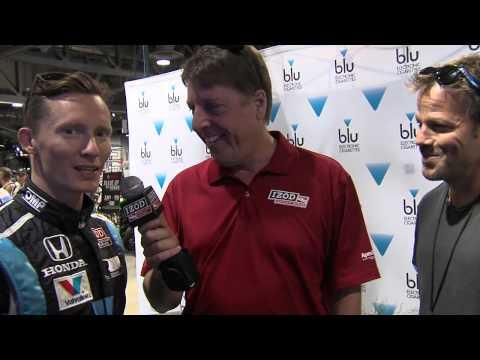 Mike Conway and Stephen Dorff turn Blu