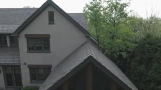 Brava Tile Brava Shake - Libertyville , installed by CRC Cedar Roofing Company