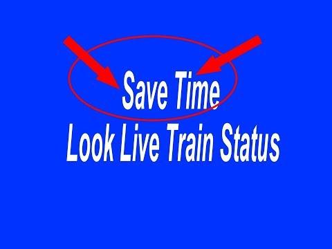 Live Train Status On etrain info