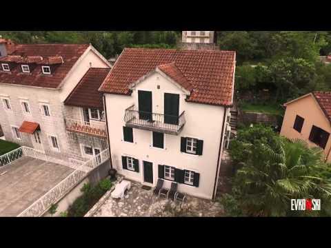 Video Montenegro, Kotor Bay, Ljuta house 181 m2
