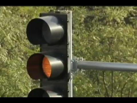 Yellow Turns to Red for China's Traffic Light Signals