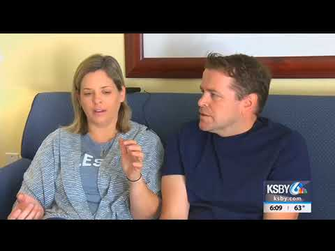 Family recalls harrowing rescue the morning of Montecito mudslide