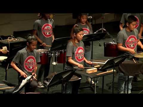 Springdale Schools | Percussion Extravaganza