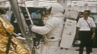 Where Old Spacesuits End Up