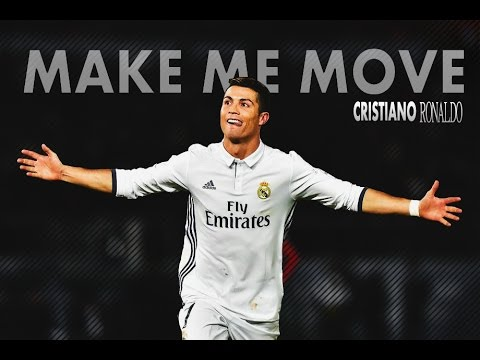 Cristiano Ronaldo | Make Me Move | Skills Show & Goals 2016/17