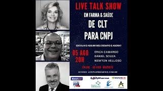TALK SHOW - 05 AGOSTO 2020 - DE CLT PARA CNPJ - EMPREENDEDORISMO