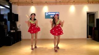 Crayon Pop&bob Girls  엘린&유정 - Ok  Cover Dance