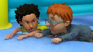 Mandy and Norman Lost at Sea! | Best Team Rescue Episodes ⭐️ Fireman Sam US