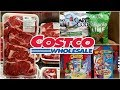 COSTCO * FOOD PRICES WALK THROUGH * SHOP WITH ME MAY 2019