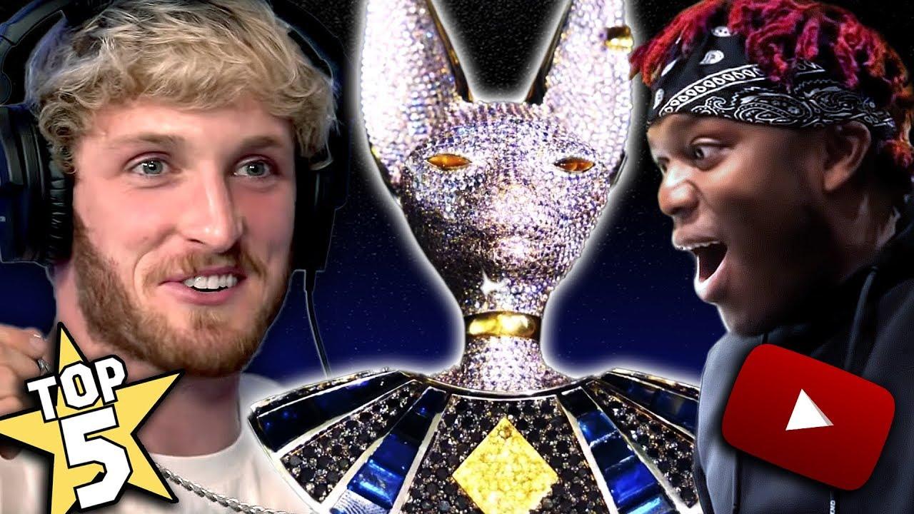 KSI vs. Logan Paul 2 official salaries: Both YouTube stars set to ...
