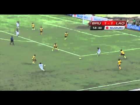 Brunei 1   Laos 3 Football goal videos highlights clips   10