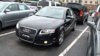 2008 Audi A4 S-Line 2.0T B7 Quattro Navi