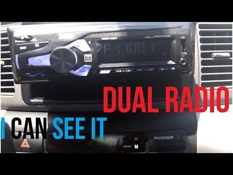 dual car stereo - cinemapichollu