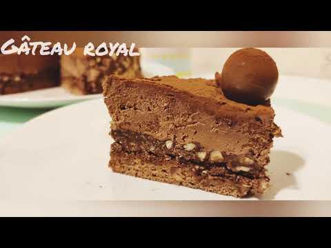 gâteau-royal-recette-simple-et-bien-détaillée-💗