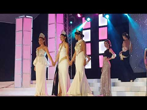 Miss Tanjay 2017 - Farewell Walk of Miss Tanjay 2016, Announcement of Winners