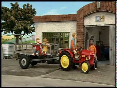 Little Red Tractor Series 1 ep 5 Making Hay