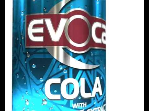 EVOCA COLA DRINK WITH BLACK SE...