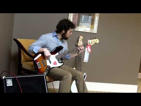 Fender American Special Jazz Bass SOLD!