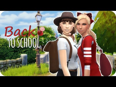 Sims 4 Create A Sim | Back To School