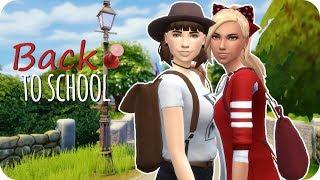Sims 4 Create A Sim | Back To School