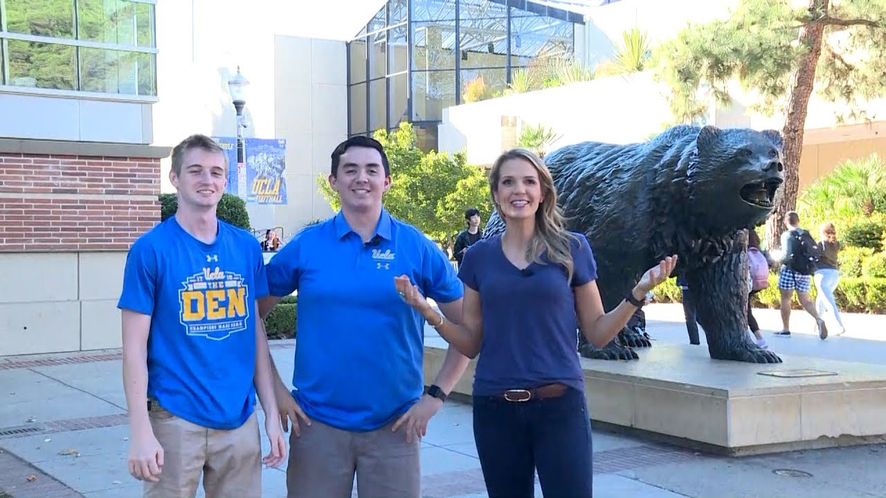 Pac-12 Networks' Ashley Adamson learns what it takes to ...