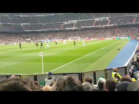 Gol Karim Benzema!! Real Madrid - Napoli