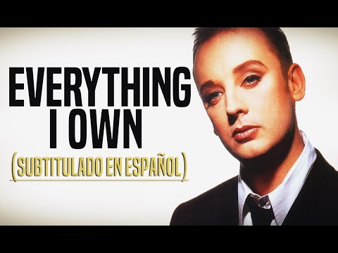 Boy George - Everything I Own (Subtitulado En Español)