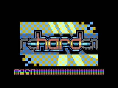 REHARDEN by Sandor / HARD (Atari XL/XE demo; 720p50) - 2017