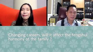Fengshui 101, changing career affects fengshui harmony, true or false?
