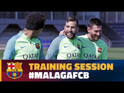 Recovery Session With Malaga On Horizon