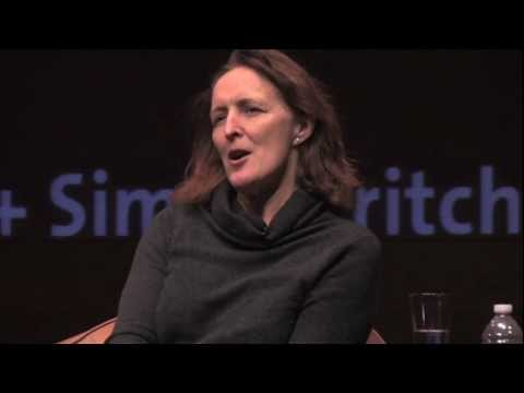 Talk About Nothing: Fiona Shaw  Simon Critchley