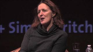 Talk About Nothing Fiona Shaw Simon Critchley