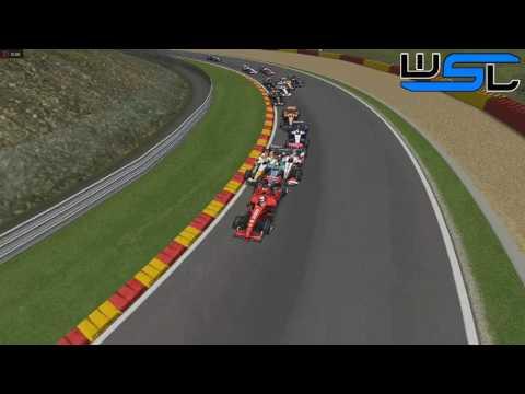 SPA-Francorchamps practice laps le compare    WSLeague.pl SEZON10