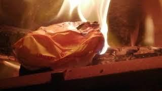 Burning Starburst