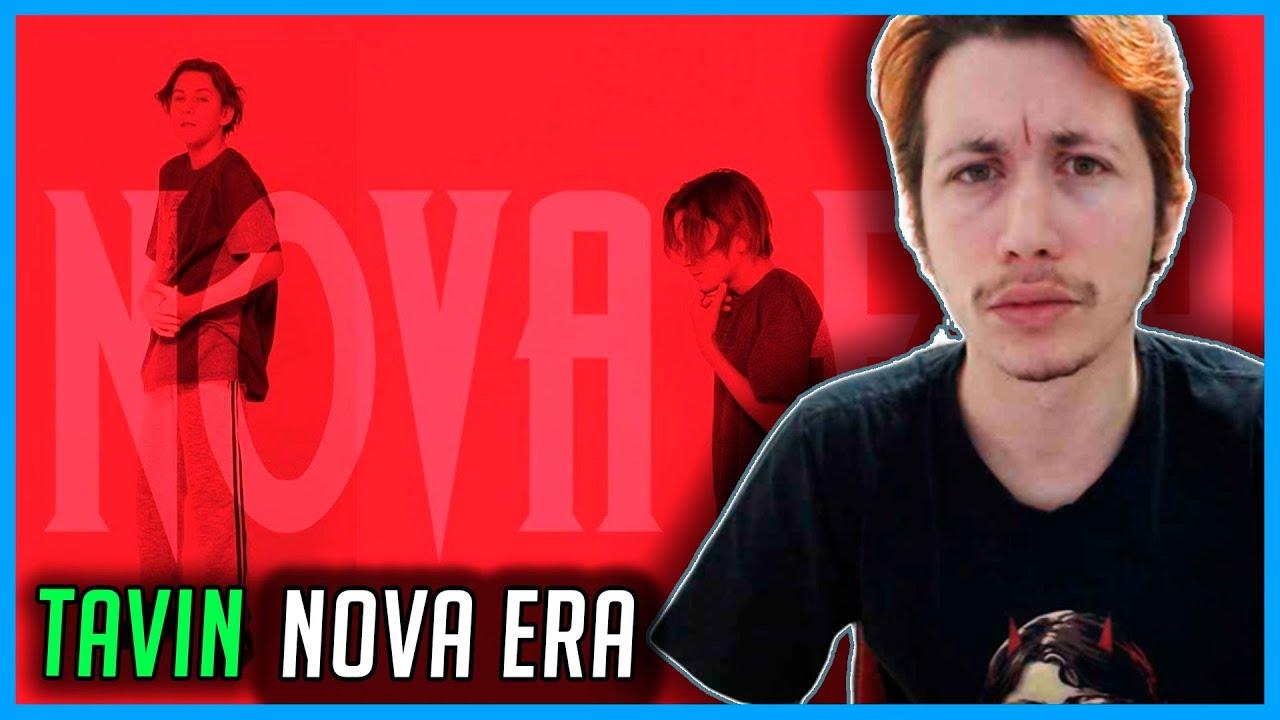 REACT Tavin - Nova Era (Videoclipe Oficial)