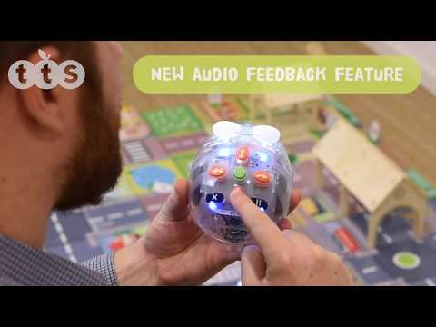 Bee-Bot voice recording buttons from TTS Group