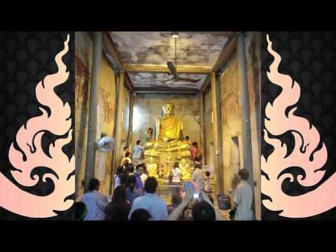 Thailand - Part 1 of 3 , Civil Engineering Internship in Bangkok - Temples Phayao Songkran Amphawa