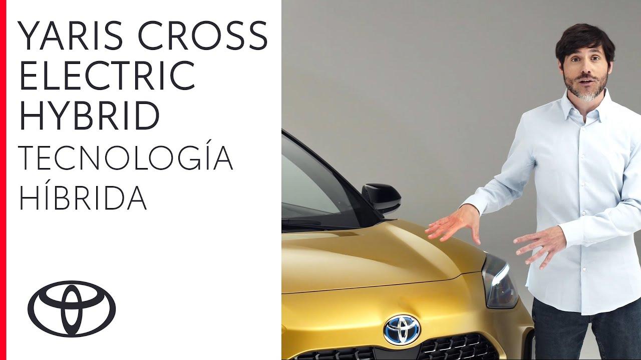 Tecnología híbrida eléctrica | Toyota Yaris Cross 2021