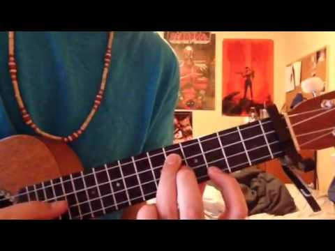 Float On Modest Mouse Ukulele Tutorial Youtube