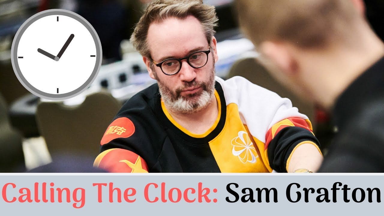 Calling The Clock on SAM GRAFTON