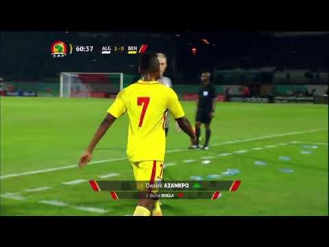 Eliminatoires CAN 2018 RESUME MATCH ALGERIE/ BENIN