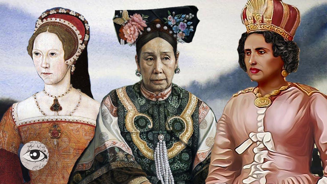Самые жестокие правительницы в истории