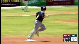 HIGHLIGHT: O'Gorman homers in Perth, R4/G4 thumbnail