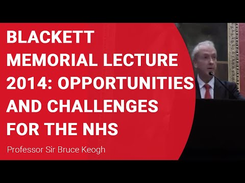 Blackett Lecture - The OR Society